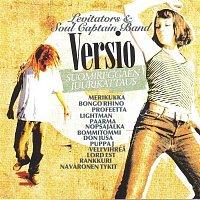Various Artists.. – Levitators And Sould Captain Band - Versio Suomireggaen juurikattaus
