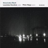 Leonidas Kavakos, Peter Nagy – Stravinsky / Bach