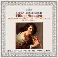 Karl Richter, Aurele Nicolet, Johannes Fink – Bach: Partita BWV 1013, Flute Sonatas BWV 1033, 1034 & 1035
