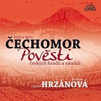 Barbora Hrzánová, Čechomor – Pavel, Rauvolf: Pověsti českých hradů a zámků