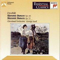 George Szell, Antonín Dvořák, The Cleveland Orchestra, Cleveland Orchestra – Dvorák:  Slavonic Dances, Op. 46 & 72
