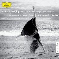 The Cleveland Orchestra, Chicago Symphony Orchestra, Pierre Boulez – Stravinsky: Le Sacre du Printemps; The Firebird