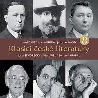 Různí interpreti – Hašek, Neruda, Čapek, Pavel, Hrabal, Škvorecký: Klasici české literatury