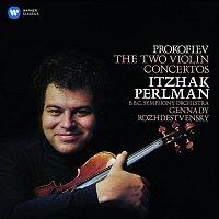 Itzhak Perlman, BBC Symphony Orchestra, Gennadi Rozhdestvensky – Prokofiev: Violin Concertos Nos 1 & 2
