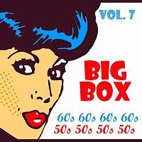 Přední strana obalu CD Big Box 60s 50s Vol. 7