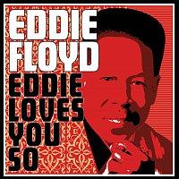 Přední strana obalu CD Eddie Loves You So