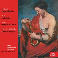 Liszt: Preludia - Berlioz: Římský karneval - Weber: Vyzvání k tanci - Rimskij-Korsakov: Španělské capriccio