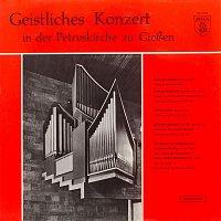 Hans Georg Bertram – Geistliches Konzert in der Petruskirche zu Giessen