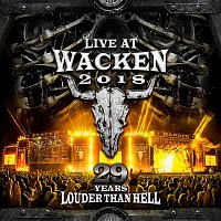 Various Artists.. – Live At Wacken 2018: 29 Years Louder Than Hell
