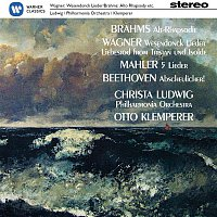 Christa Ludwig – Christa Ludwig sings Brahms, Wagner. Mahler &  Beethoven