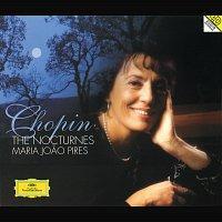 Přední strana obalu CD Chopin: The Nocturnes