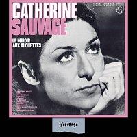 Přední strana obalu CD Heritage - Le Miroir Aux Alouettes - Philips (1969)