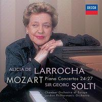 Alicia de Larrocha, Sir Georg Solti – Mozart: Piano Concertos Nos.24-27