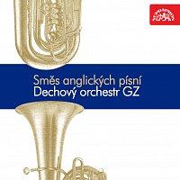Dechový orchestr Gramofonových závodů, Rudolf Urbanec – Směs anglických písní, Naše Tatry.....