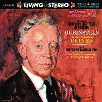 Arthur Rubinstein, Sergei Rachmaninoff, Fritz Reiner, Chicago Symphony Orchestra – Rachmaninoff: Rhapsody on a Theme of Paganini, Op. 43 - de Falla: Nights in the Gardens of Spain