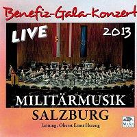 Militarmusik Salzburg – Benefiz-Gala-Konzert 2013 - Live