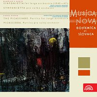 Různí interpreti – Musica nova. Bohemica et Slovaca. Kupka: Picassiáda, Korte: Symfonietta