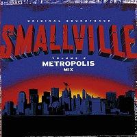 Přední strana obalu CD Smallville, Volume 2: Metropolis Mix