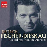 Přední strana obalu CD Dietrich Fischer-Dieskau: Recordings from the Archives