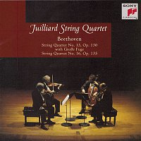 Juilliard String Quartet, Ludwig van Beethoven, Samuel Rhodes, Joel Krosnick, Isidore Cohen, Raphael Hillyer, Claus Adam, Robert Koff – Beethoven: String Quartets No. 13, Op. 130 with Grosse Fugue; No. 16, Op. 135