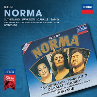 Dame Joan Sutherland, Luciano Pavarotti, Samuel Ramey, Montserrat Caballé – Bellini: Norma