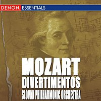 Různí interpreti – Mozart: Divertimentos - K 136-138, 113, 251 & 205