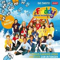 Přední strana obalu CD Die Zweite!