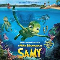 Přední strana obalu CD Le Voyage Extraordinaire De Samy