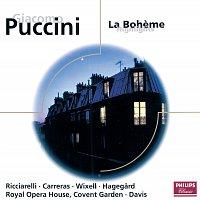 Ashley Putnam, José Carreras, Francis Egerton, Hakan Hagegard, Ingvar Wixell – Puccini: La Boheme - Highlights