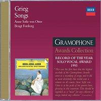 Anne Sofie von Otter, Bengt Forsberg – Grieg: Songs
