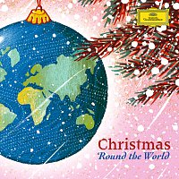 Přední strana obalu CD Christmas Round The World