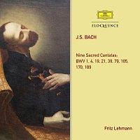 Fritz Lehmann – Bach: Nine Sacred Cantatas