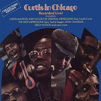 Curtis Mayfield – Curtis In Chicago - Recorded Live! (US Release)