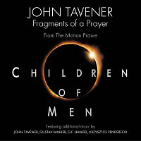 Přední strana obalu CD Children Of Men [Music From The Motion Picture]