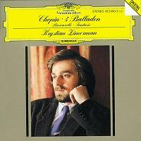 Krystian Zimerman – Chopin: Ballades; Barcarolle; Fantaisie
