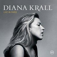 Přední strana obalu CD Live In Paris