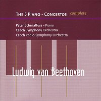Czech Symphony Orchestra. Peter Schmalfuss – The 5 Piano-Concertos