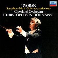 Christoph von Dohnányi, The Cleveland Orchestra – Dvorák: Symphony No. 8; Scherzo capriccioso