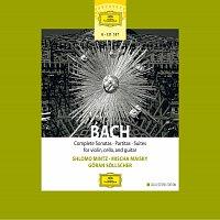 Shlomo Mintz, Mischa Maisky, Goran Sollscher – Bach: Complete Sonatas, Partitas & Suties for Violin, Cello & Guitar
