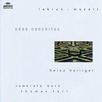 Heinz Holliger, Thomas Furi, Hans Stadlmair – Lebrun / Mozart: Oboe concertos