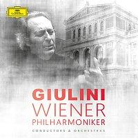Přední strana obalu CD Carlo Maria Giulini & Wiener Philharmoniker