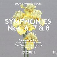 Symphonies Nos.6, 7 & 8