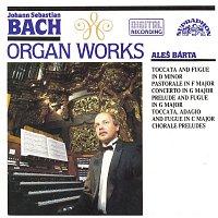Aleš Bárta – Bach: Varhanní skladby