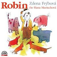 Přední strana obalu CD Frýbová: Robin