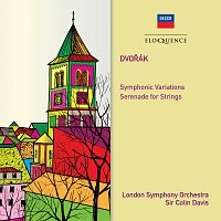 Sir Colin Davis – Dvorak: Symphonic Variations; Serenade for Strings