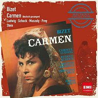 Christa Ludwig – Bizet: CARMEN (sung in German)