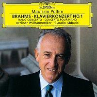 Přední strana obalu CD Brahms: Piano Concerto No.1