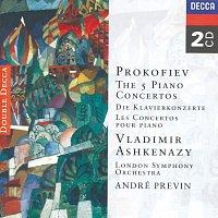 Vladimír Ashkenazy, London Symphony Orchestra, André Previn – Prokofiev: The Piano Concertos [2 CDs]