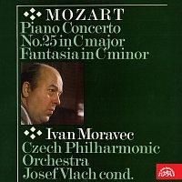 Přední strana obalu CD Mozart: Koncert pro klavír a orchestr, Fantazie pro klavír c moll