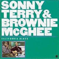 Přední strana obalu CD California Blues